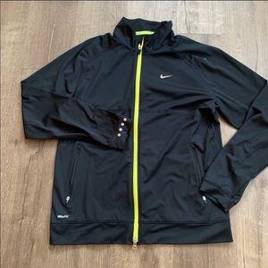 Nike Fit Dry Jacket sz L.